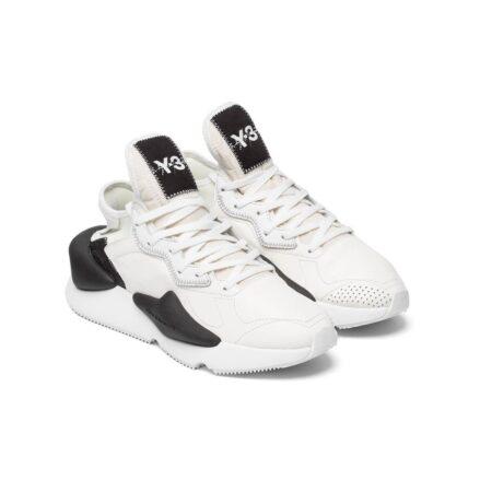 Adidas Y-3 белые с черным (40-44)
