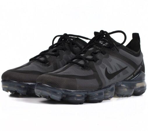 Nike Air VaporMax 2019 черно-серые 40-44