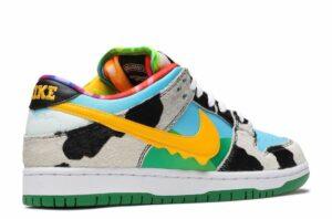 Nike SB Dunk Low x Chunky разноцветные (40-44)