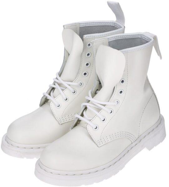 Ботинки Dr. Martens 1460 белые (35-39)