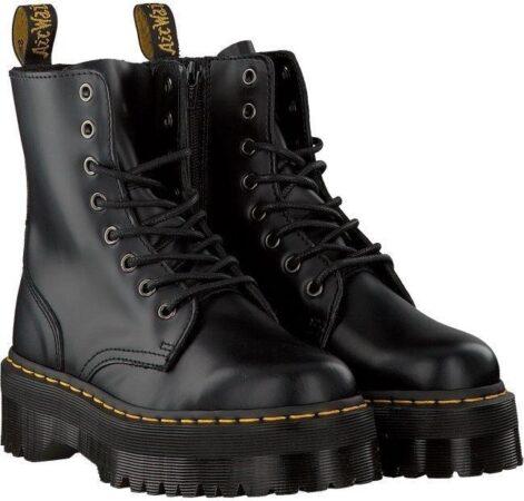 Ботинки Dr. Martens Jadon черные (35-44)