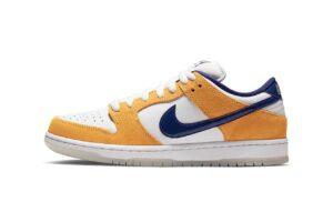 Nike SB Dunk Low Laser Orange песочно-белые (40-44)