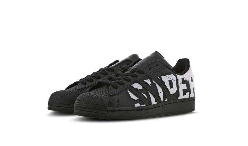 Adidas Superstar черно-белые (40-45)