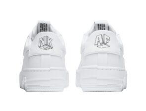 Nike Air Force 1 Low Pixel Triple белые (35-39)